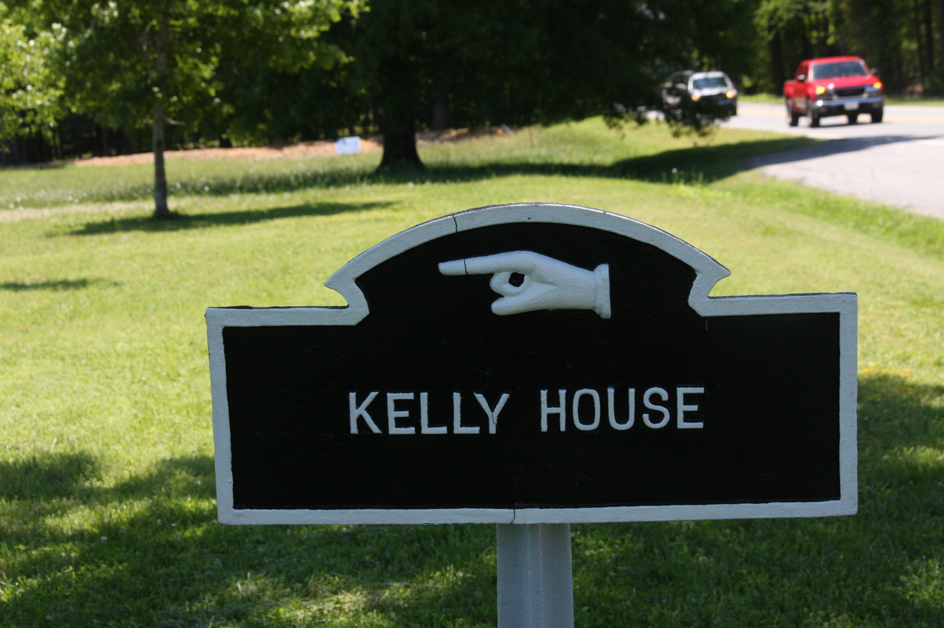 Kelly House, click photo to enlarge.